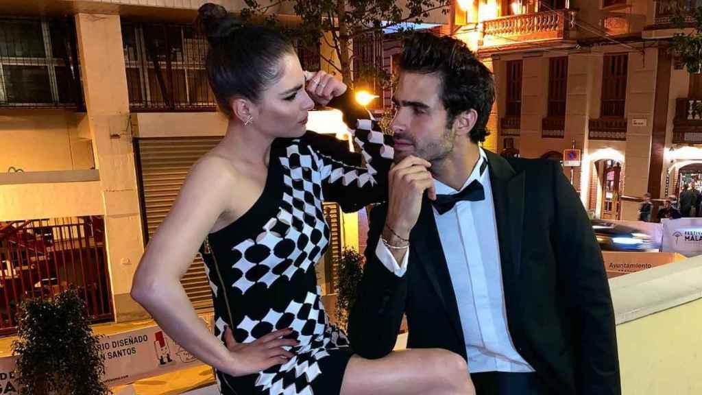 Andrea Duro y Juan Betancourt ya no ocultan su noviazgo.
