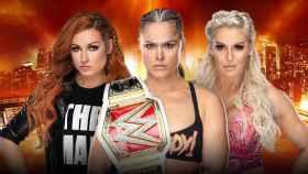 Ronda Rousey vs. Charlotte vs. Becky Lynch