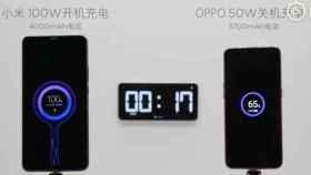 Xiaomi enseña la carga más rápida del mundo: 4000 mAh en 17 minutos