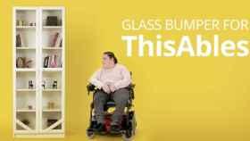 El proyecto 'This Ables' convierte en accesibles muebles y accesorios.