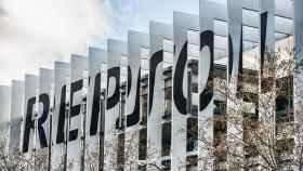 La sede de Repsol.