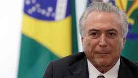 Michel Temer, expresidente de Brasil.