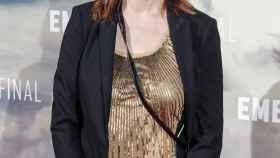 Irene Villa en la presentación de 'Emboscada Final'.