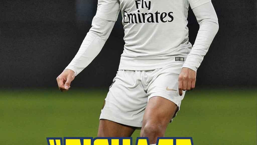 La portada de El Bernabéu (26/03/2019)