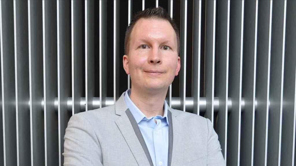 Lasse Rouhiainen, escritor y conferenciante sobre inteligencia artificial.