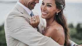 Fernando Verdasco y Ana Boyer en una imagen de redes sociales.