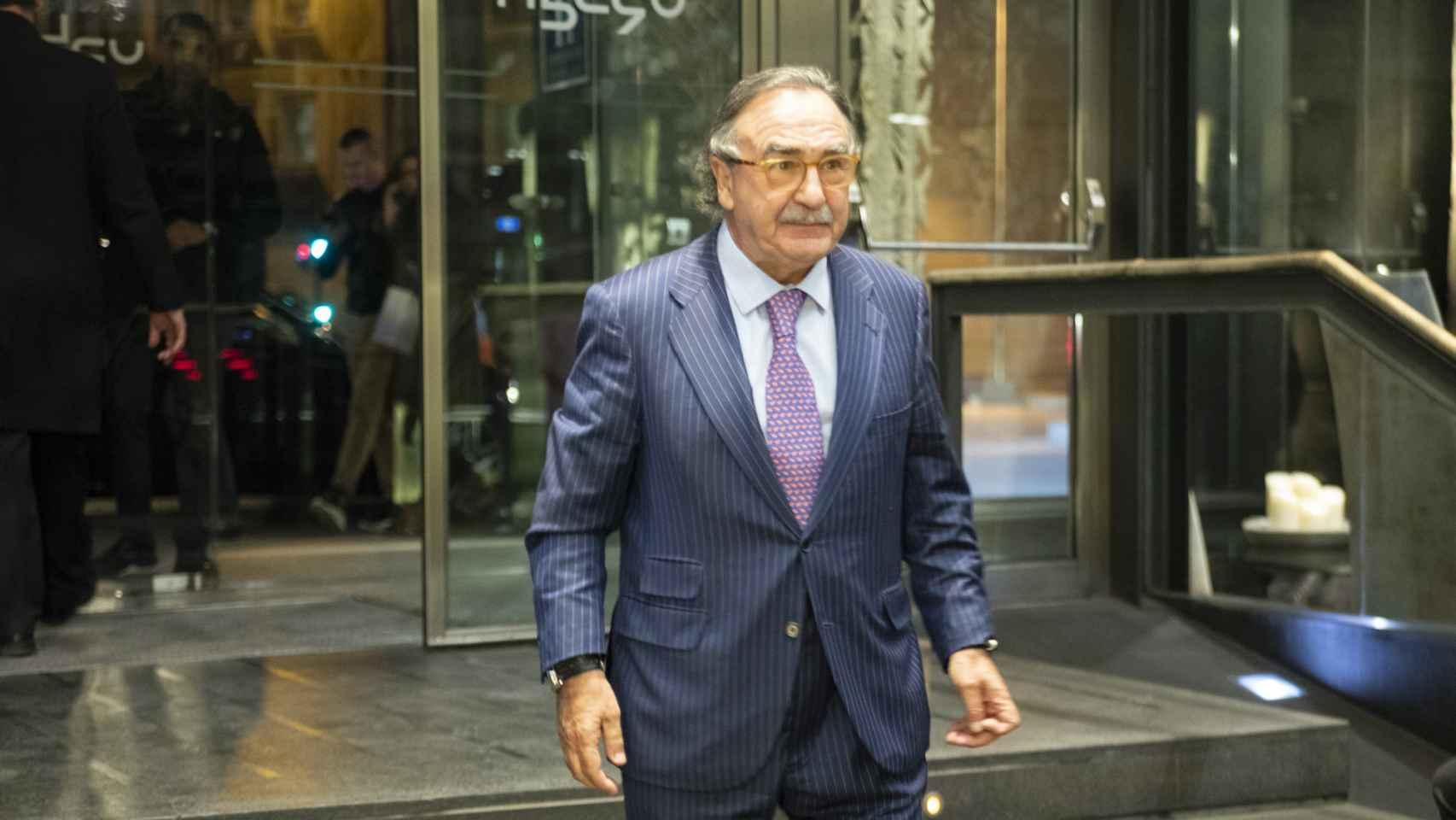 Blas Herrero, empresario y dueño de Kiss FM.