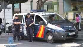 Agentes de Policía. Foto: Europa Press