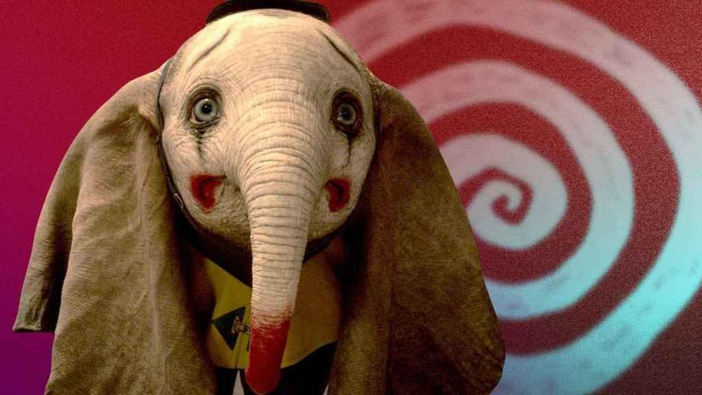 Fotograma de Dumbo.