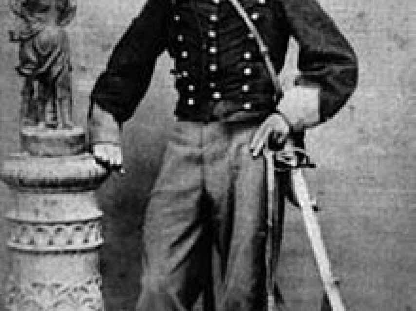 Joaquín Llach, tatarabuelo del cantautor independentista, fue un militar carlista