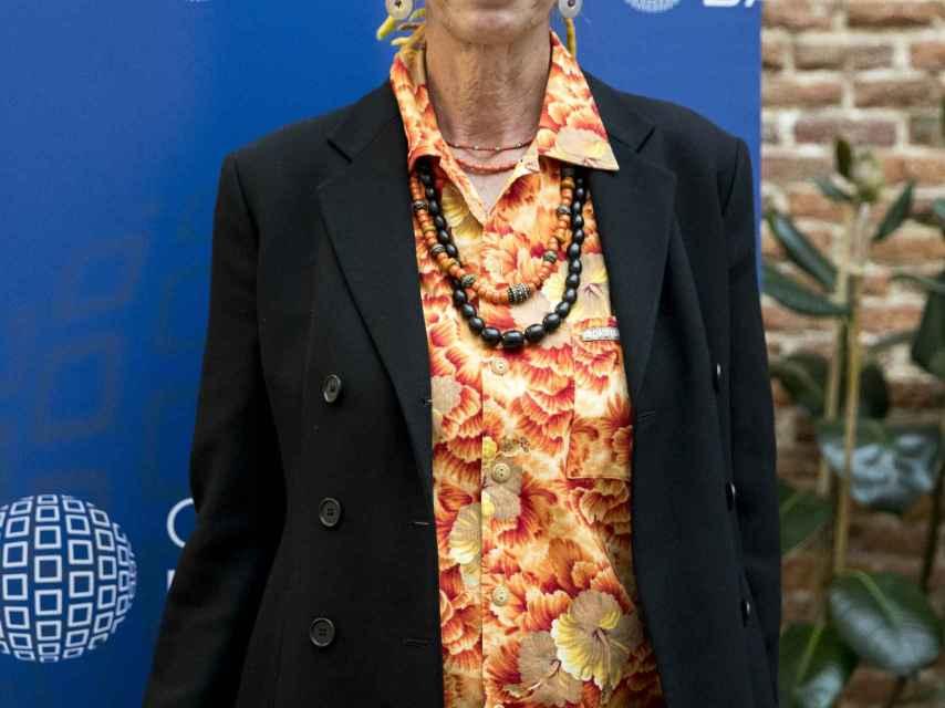 Paola Dominguín en una imagen reciente.