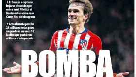 Portada Mundo Deportivo (28/03/19)