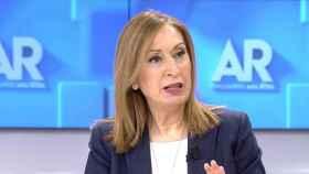 Ana Pastor durante su paso por 'El programa de AR' este jueves