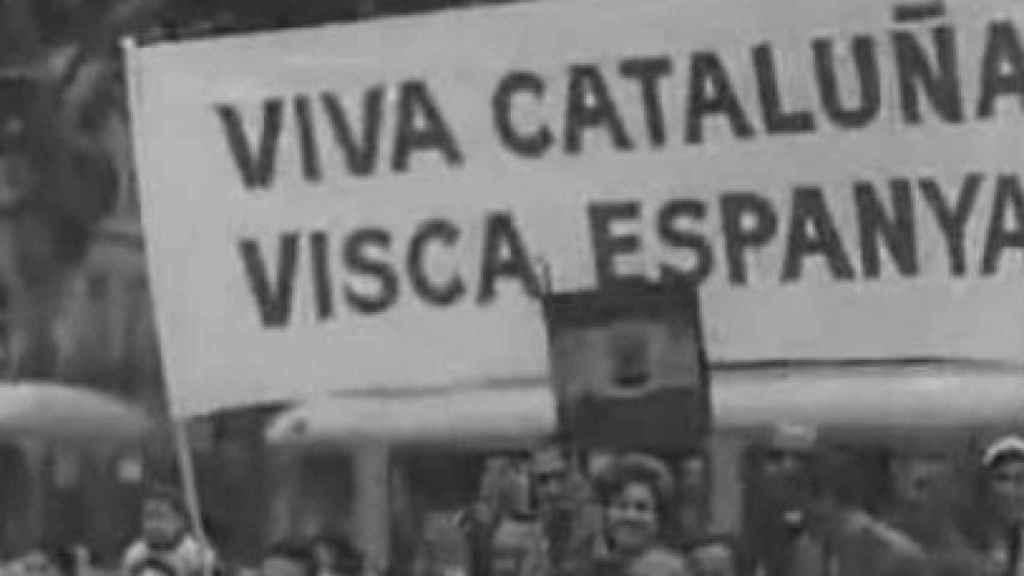La Cataluña franquista tuvo herederos procesistas
