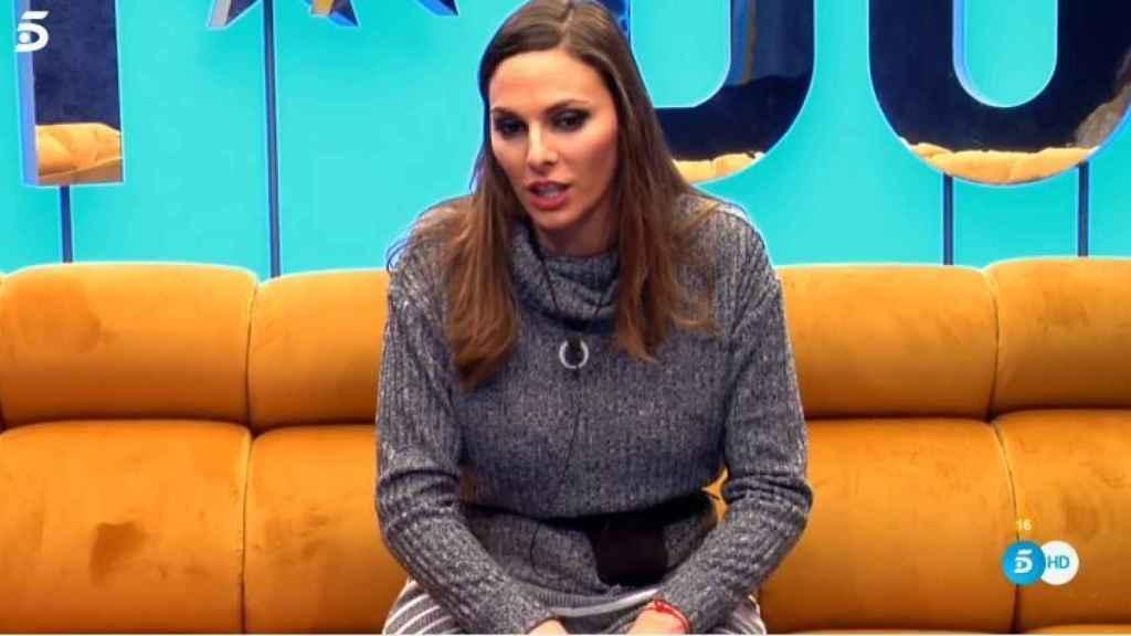 Irene Rosales tras su discusión con Kiko Rivera en el programa.