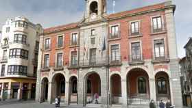 zamora ayuntamiento fachada