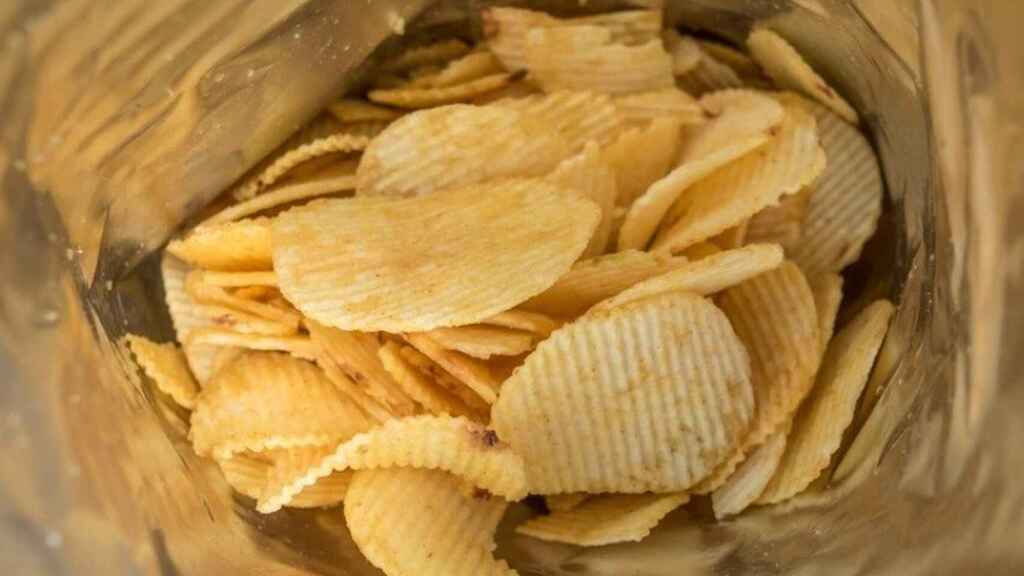 No Las Bolsas De Patatas Fritas No Están Llenas De Aire El Mito Del Timo Patatil