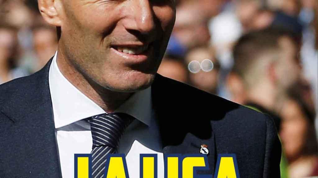 La portada de El Bernabéu (29/03/2019)