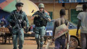 La Guardia Civil dirige el proyecto GAR-SI Sahel.