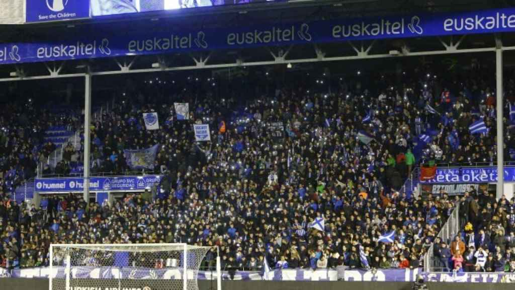 Estadio de Mendizorroza. Foto: deportivoalaves.com