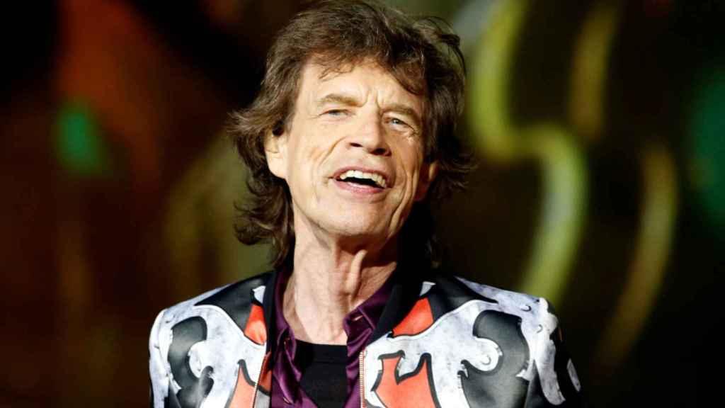 El vocalista de los 'Rolling Stones', Mick Jagger.