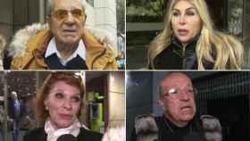 Andrés Pajares, Malena Gracia, Encarnita Polo o Rappel son algunos de los que han querido despedir a la actriz.
