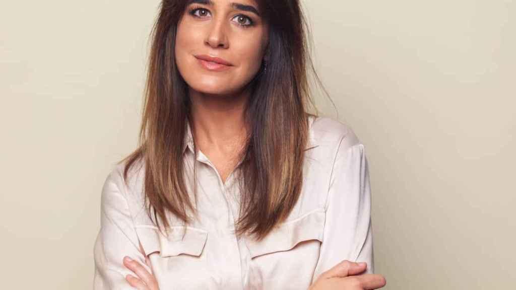 La presentadora Isabel Jiménez sale de cuentas en unas semanas.