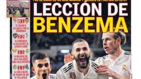 Portada diario AS (1/04/2019)