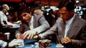 Protagonistas de la película Rain Man