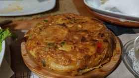 La tortilla española de Tenerife