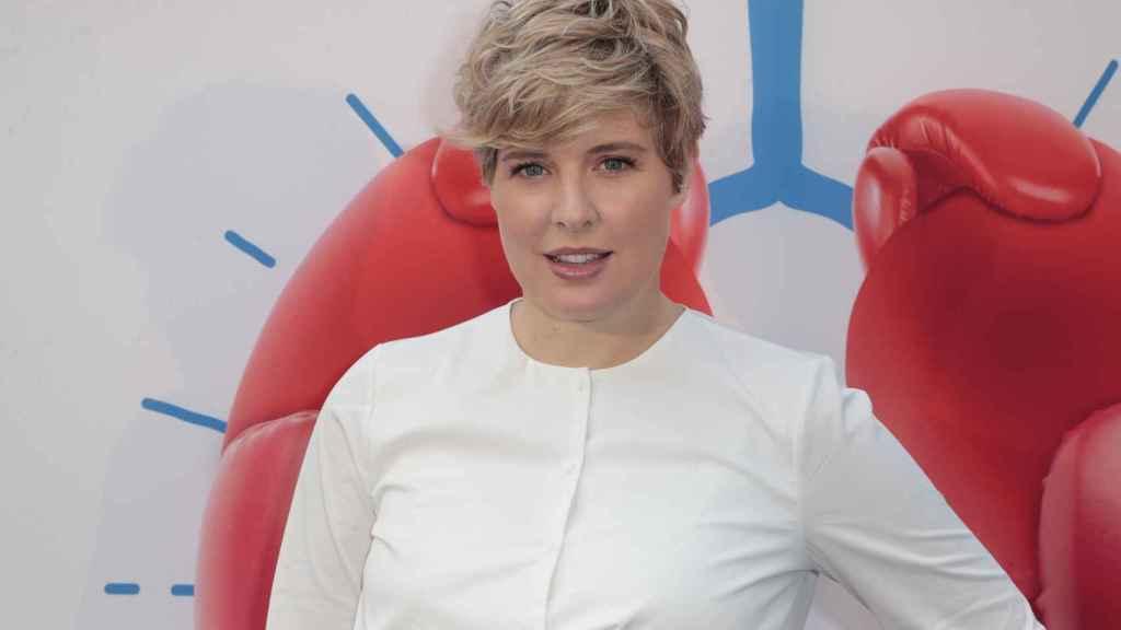 Tania Llasera en una imagen de archivo.