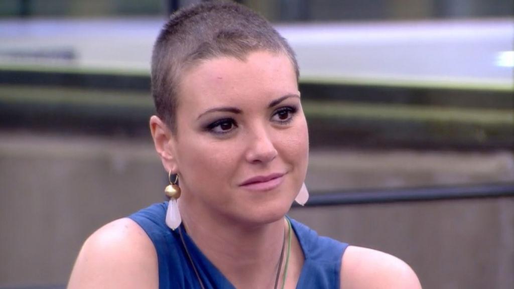 María Jesús Ruiz en una imagen de Telecinco.
