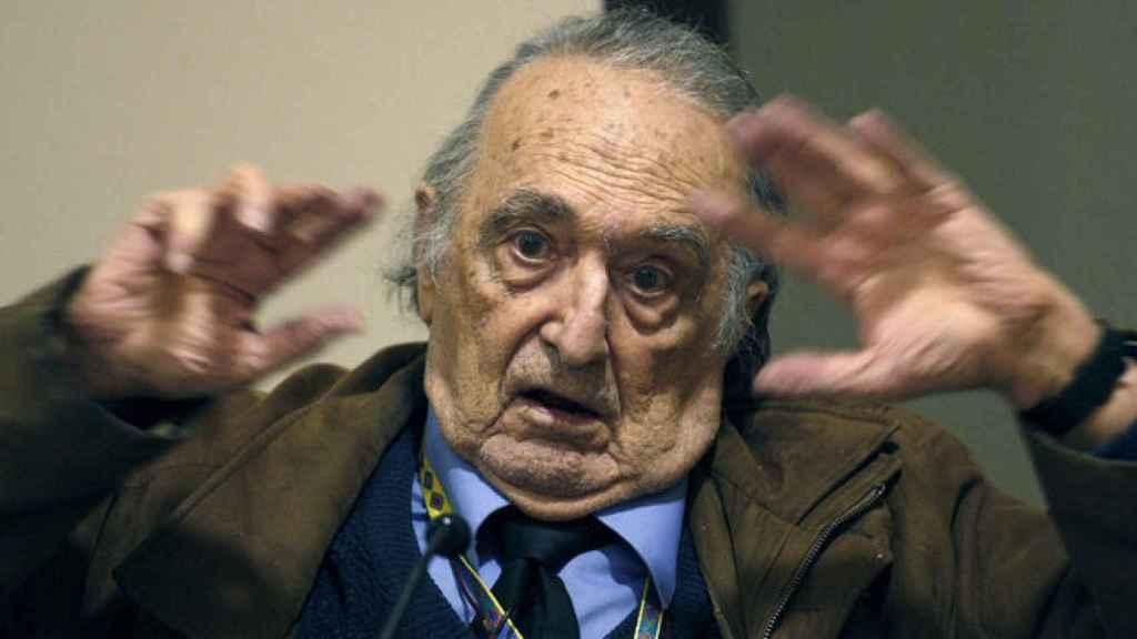 Rafael Sánchez Ferlosio, autor de 'El Jarama'.