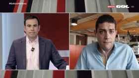 Jorge Calabres, en 'El golazo de la mañana'