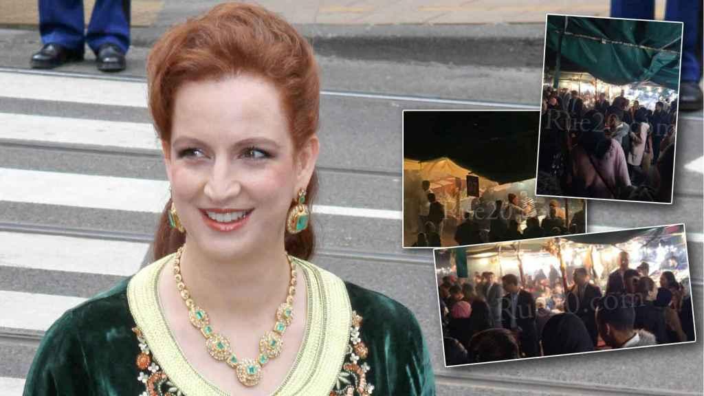 Lalla Salma se divorció de Mohamed VI el año pasado.