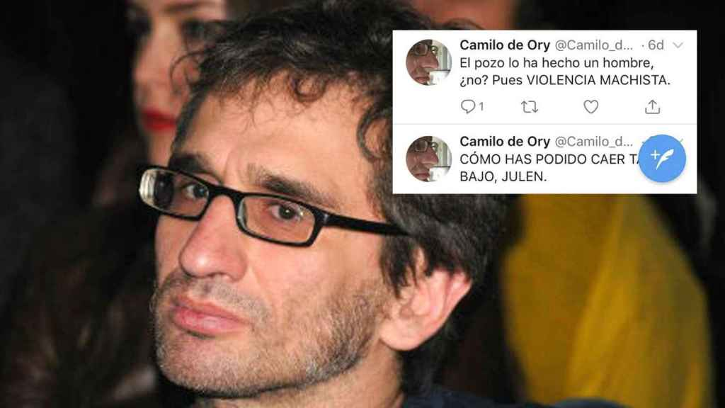 Los padres de Julen Roselló, el niño que murió al caer a un pozo en una localidad malagueña, han denunciado al poeta Camilo de Ory por sus tuits ofensivos sobre el menor y su familia.