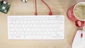 Teclado y ratón Rapsberry 2