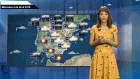 El tiempo: pronóstico para el miércoles 3 de abril