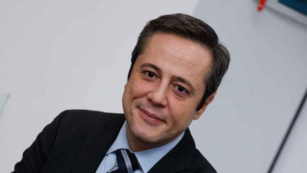 José Bayón, consejero delegado de Enisa.