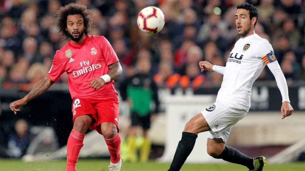 Marcelo y Parejo
