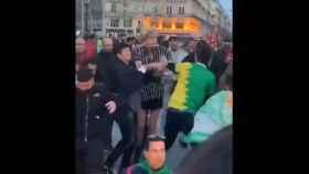 Una de las imágenes del vídeo.
