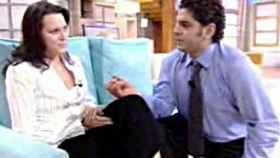 Ricardo llegó a pedirle matrimonio en plató a la mujer y esta lo rechazó