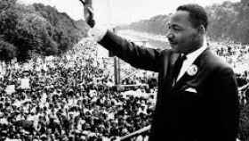 Martin Luther King.