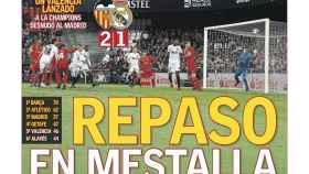 Portada diario AS (4/4/2019)