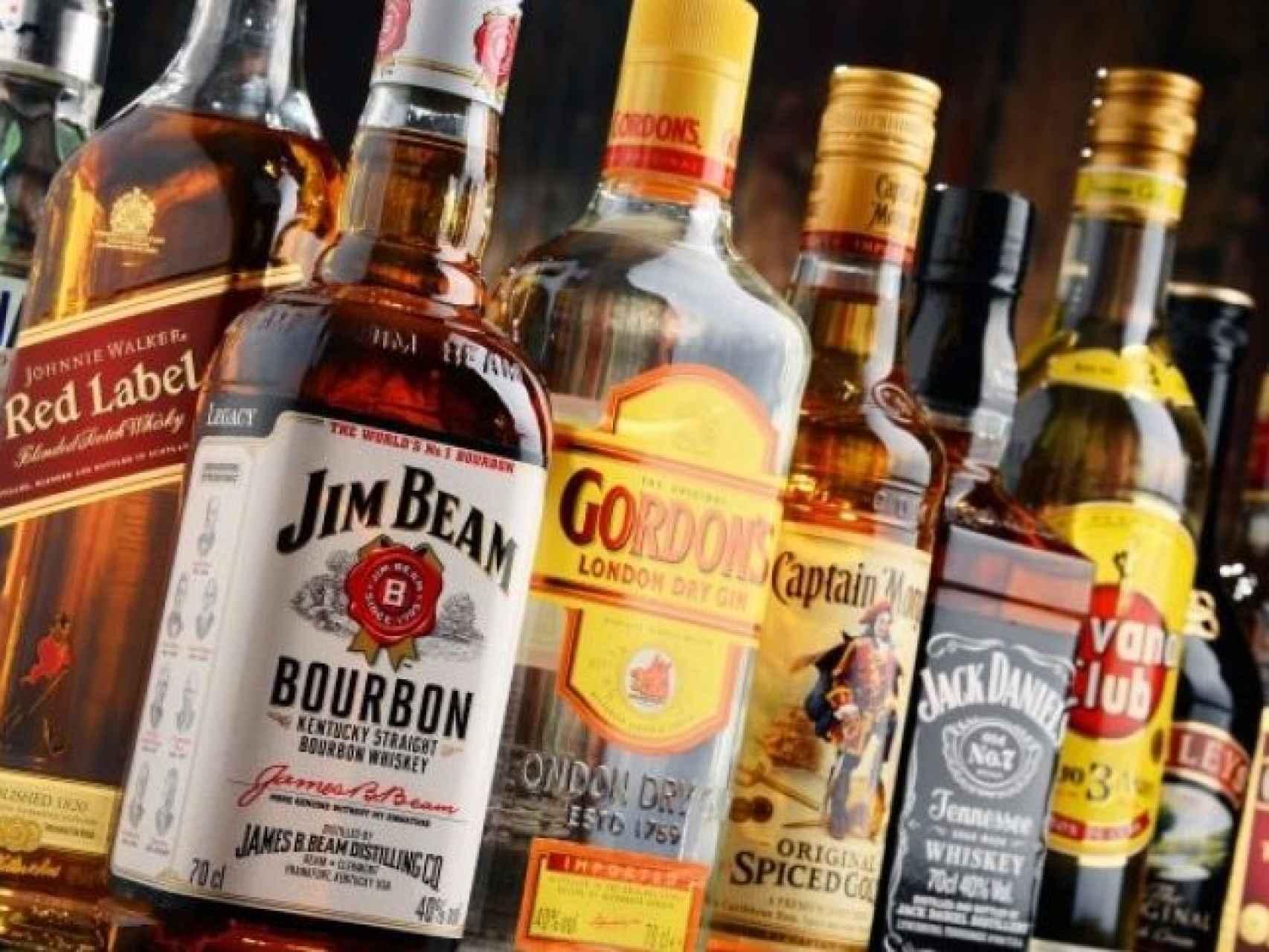Estas son las cinco bebidas alcohólicas con más calorías