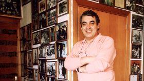 Alberto Cortez, en una foto de archivo.
