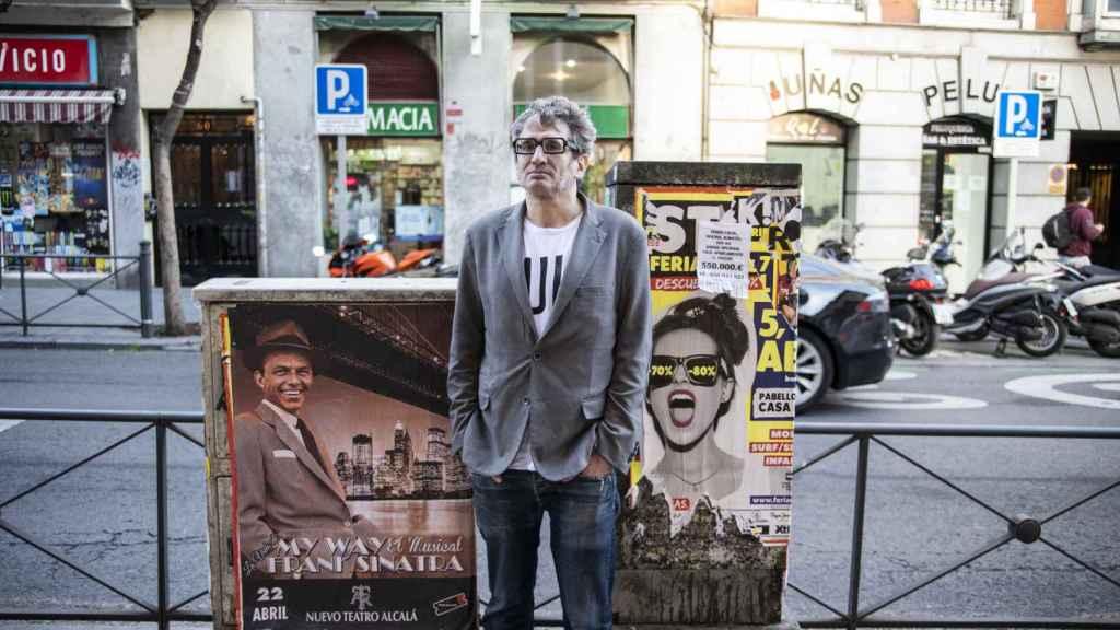 Camilo de Ory vino a Madrid a buscar la gloria; ahora la ha alcanzado relativamente.