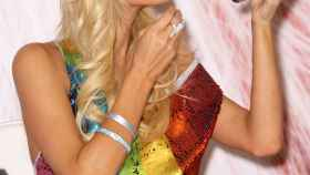 Paris Hilton en una imagen de archivo.