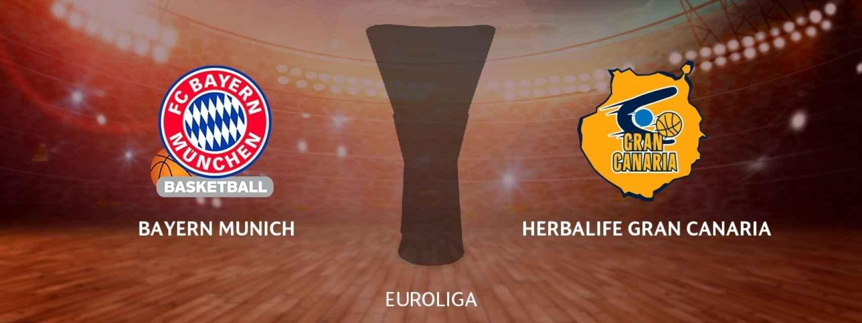 Bayern Munich - Herbalife Gran Canaria