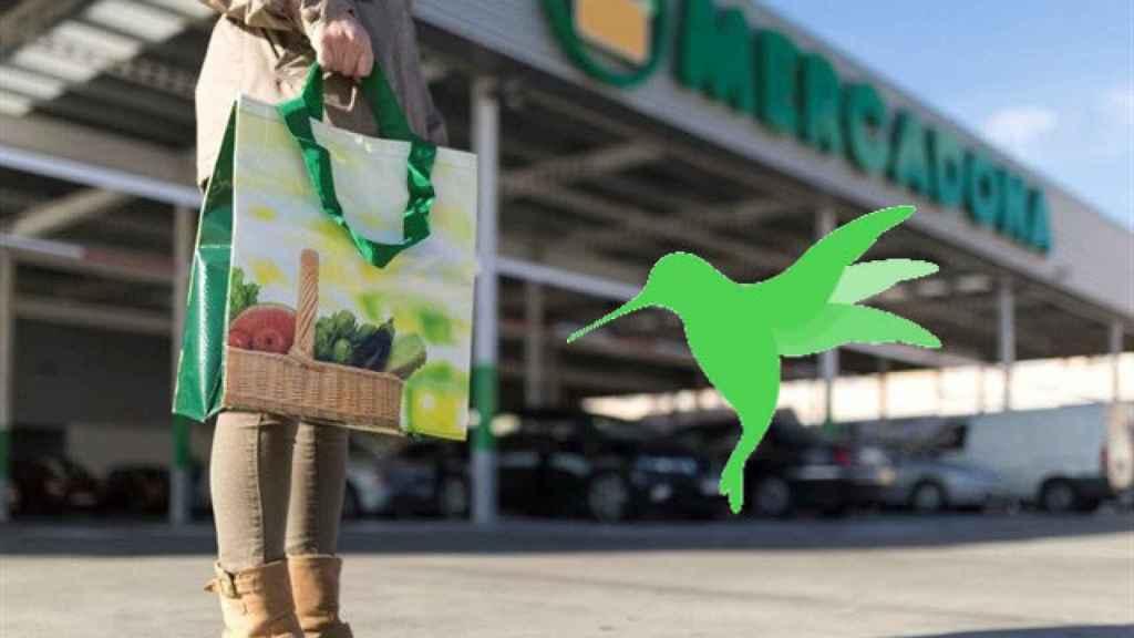 Lola Market incrementa los precios con respecto a la web de Mercadona.